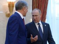 Путина больше двух часов ждали на саммите глав стран СНГ в Бишкеке