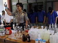 Индонезия начинает войну с наркоторговцами по примеру Филиппин