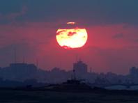 """Израильские военные ответили на обстрелы из сектора Газа атакой на объекты """"Хамаса"""""""