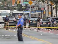 Названо имя подозреваемого в организации взрыва на Манхэттене
