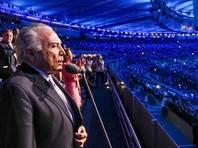 Президента Бразилии освистали на церемонии открытия Паралимпиады-2016