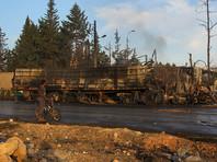 Группа CIT нашла нестыковки в заявлении Минобороны о непричастности к авиаудару по гумконвою в Сирии