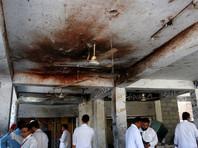 В результате атаки смертника в Пакистане погибли 12 человек