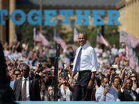 Барак Обама, 13 сентября 2016 года