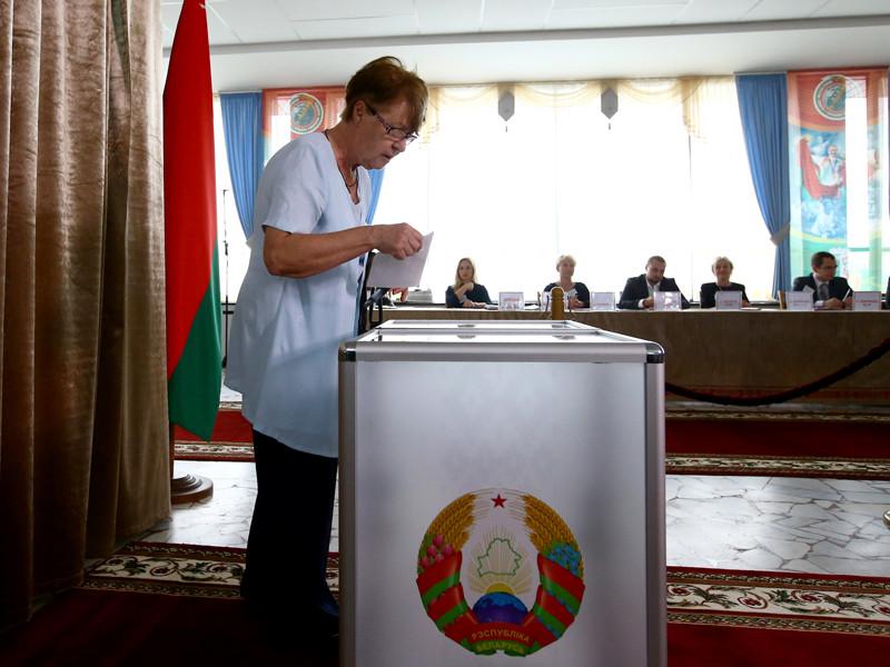 В Белоруссии прошел митинг оппозиции против фальсификации выборов