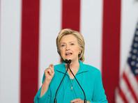 Клинтон назвала серьезной угрозой возможное вмешательство России в выборы президента США