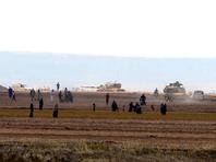 Турция начала наступление на ИГ в новом районе Сирии