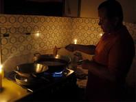 Пуэрто-Рико осталось без электричества после крупного пожара на электростанции