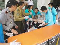 В Индонезии взорвался паром: два человека погибли