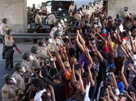 В Калифорнии прошли акции протеста против убийства полицейскими чернокожего мужчины