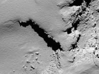 Космический аппарат Rosetta столкнулся с кометой Чурюмова-Герасименко