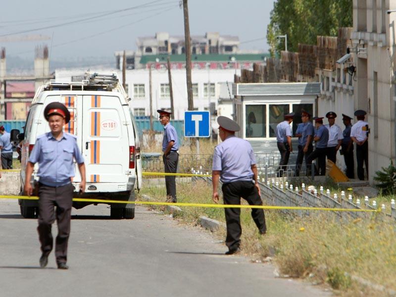 Государственный комитет национальной безопасности (ГКНБ) Киргизии 6 сентября объявил имена организаторов и исполнителей террористической атаки на посольство КНР в Бишкеке 30 августа