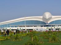 В столице Туркмении открыли новый международный аэропорт - с самым большим ковровым орнаментом в мире