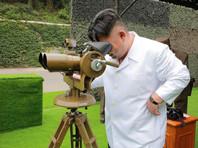 КНДР провела успешное испытание нового мощного ракетного двигателя