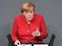 Берлин отверг обвинение Москвы о попытке Меркель повлиять на решение РФ при выборе  кандидата на пост генсека ООН