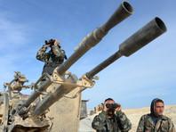 Сирийская армия заявила, что сбила военный самолет и беспилотник Израиля
