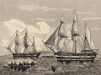 На севере Канады обнаружен второй корабль из пропавшей в 1845 году экспедиции Франклина