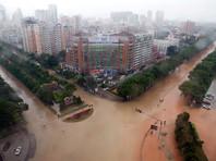 """На нас приземлилась Луна"" - последствия супертайфуна в Китае"