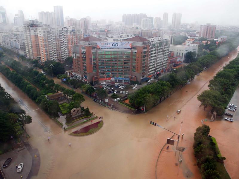 Цюаньчжоу, Китай, 15 сентября 2016 года