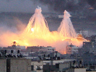 """Пентагон объяснил использование бомб с белым фосфором необходимостью """"подавать сигналы"""""""