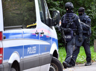 Немецкая полиция задержала предполагаемого главаря террористов из Хемница