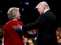 Клинтон заметно опережает Трампа после дебатов и его оскорбительных высказываний о женщинах