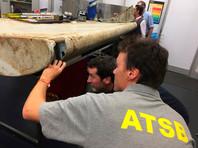 Экспертиза подтвердила принадлежность обломка, найденного на Маврикии, пропавшему малайзийскому лайнеру