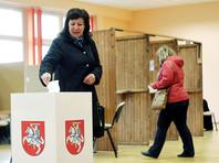 В Литве на парламентских выборах победил Союз крестьян и зеленых