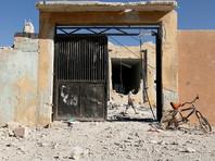 CIT: авианалет на школу в Хассе, скорее всего, совершила сирийская авиация, но не исключена и причастность РФ