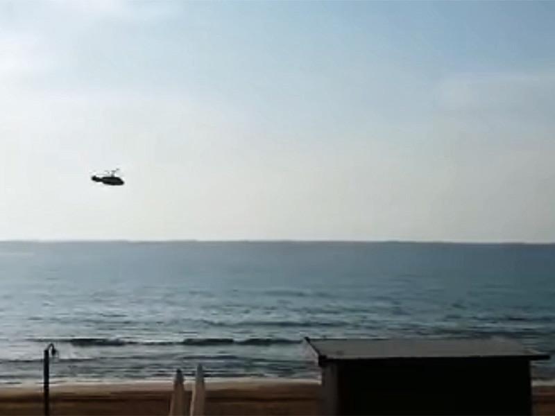 В Сирии замечен опытный образец российского вертолета-разведчика Ка-35, существующего в двух экземплярах