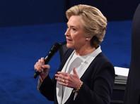 """Клинтон обвинила Россию в попытках разрушить Алеппо и призвала расследовать ее """"военные преступления"""""""