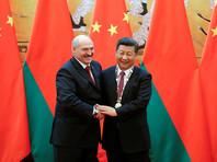 Лукашенко в Китае вручил Си Цзиньпину несуществующий орден
