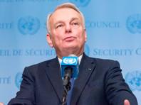 Франция попросит Международный суд расследовать военные преступления в Сирии