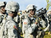 Пентагон объявил о переброске 900 американских военных из Германии в Польшу