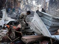 Руководимая Саудовской Аравией арабская коалиция, которая воюет против йеменских повстанцев-хуситов, объявила о начале расследования авиаудара по траурной процессии в Сане, когда погибли более 140 человек