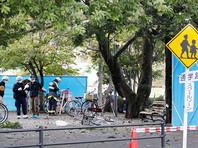 В Японии произошли взрывы в парковой зоне: один человек погиб