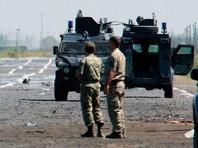 Автомобиль взорван у поста полиции на юго-востоке Турции: восемь погибших