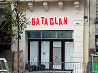 """В преддверии годовщины терактов в Париже открылся новый фасад концертного зала """"Батаклан"""""""