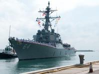 Американский эсминец, оснащенный системой ПРО, вошел в акваторию Черного моря