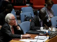 Россия заблокировала французскую резолюцию по Сирии