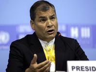 Президент Эквадора сообщил об атаках хакеров Anonymous на сайты своей администрации