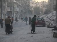 """""""Мы являемся свидетелями событий, соответствующих поведению нацистского режима в Гернике в Испании"""", - сказал Митчелл об атаках на гражданское население в Сирии"""