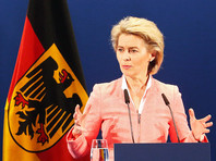 Министр обороны ФРГ заявила о готовности страны играть более важную военную роль