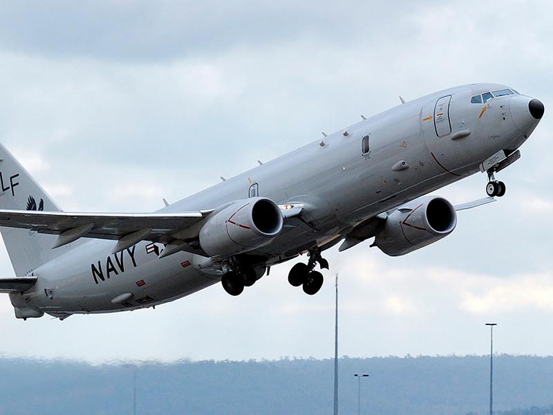 Самолет-разведчик США обследовал побережье Сирии в районе российских баз
