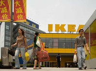 Пожилых и одиноких жителей Шанхая отвадили от ресторана IKEA