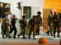 """В Израиле арестованы шестеро палестинцев, предположительно, имеющих отношение к террористической группировке """"Исламское государство"""" (ИГ, запрещена в России)"""