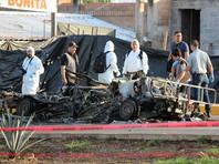 В Мексике бандиты напали на армейский конвой и отбили своего подельника, застрелив шестерых военных