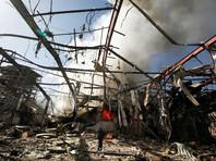 Саудовская Аравия неофициально признала причастность коалиции к атаке на столицу Йемена