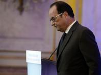 Олланд усомнился в пользе от предстоящей встречи с Путиным в Париже