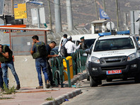 Палестинский террорист пытался таранить израильских пограничников автомобилем